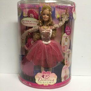 12 Dancing Princess Genevieve Interactive Barbie